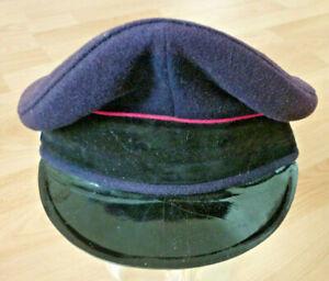 Schirmmütze, Uniformmütze der Feuerwehr                           (Art.5070)