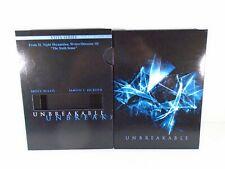 Unbreakable Movie W/ Bruce Willis & Samuel L Jackson Dvd (Look) Vista Series