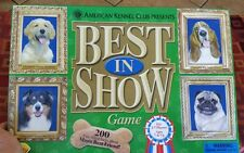 Best in show board game american kennel club boys & girl ages 7 & up 2-7 players