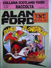Alan Ford  Collana Scotland Yard Estate 2009 n°1 D  (nr 134-135)   [G309]