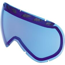 Scott 89Si Youth Single Replacement Lens Electric Blue Chrome One Size