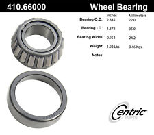 Centric Parts 410.66000E Front Outer Bearing Set