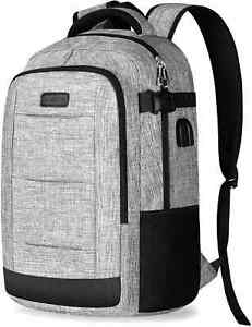 (BUNDLE OF 3) Anti Theft Laptop Backpack Durable Carry on Backpack