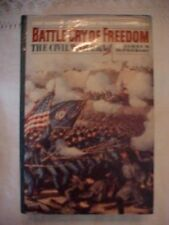 1988 Hb Book Battle Cry Of Freedom: Civil War Era by McPherson; War, History; Sp