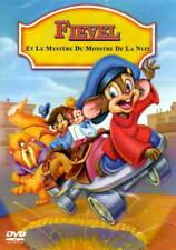 DVD ENFANT - FIEVEL ET LE MYSTERE DU MONSTRE DE LA NUIT