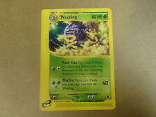 POKEMON CARD / E EXPEDITION 2002. WEEZING N° 70/165