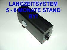 GSM Alarm System Alarmanlage f. Gartenlaube Hochsitz Scheune Zelt Container usw.