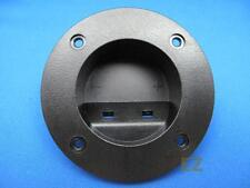 Speaker TERMINAL Plate With 2 Hole For Binding Post Banana Plug Connector K100