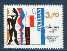TIMBRE N° 2470 NEUF XX LUXE - LE CORBUSIER - LE MODULOR