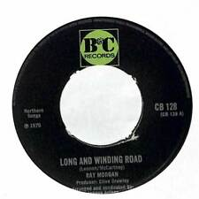 """Ray Morgan - Long And Winding Road - 7"""" Record Single"""