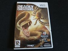 Deadly Creatures, Nintendo Wii Game, Trusted Ebay Shop