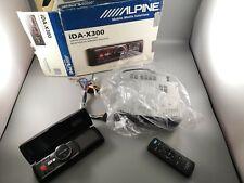 Alpine IDA-X300 Radio