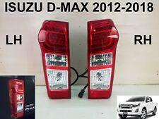 ISUZU Dmax D-max LT LS-U Ute Tail Light Lamp Pickup Parts LH RH 2012-2018 NEW