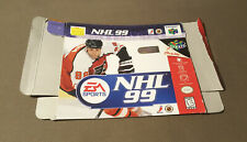 NHL 99 - empty box only - N64 game