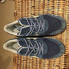 Asics Gel Lyte iii 3 Navy Glow In The Dark Pack Uk9 Navy Ropes Laces