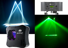 ADJ Ricochet Hybrid Laser Light 20W LED DMX DJ CLUB Scanner