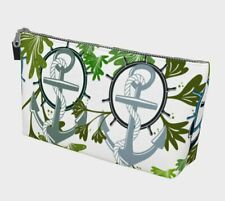 The Nautical Cosmetic Bag