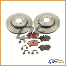 Brembo Front Brake Kit with Rotors and Pads For: Mini Cooper R50 2006 L4 1.6L