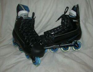 New Alkali Revel 5 Senior roller hockey skates