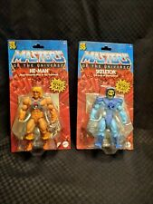 He-man And Skeleton Action Figures