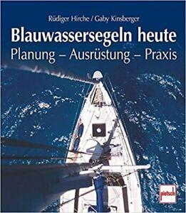 Pietsch Verlag; Bauwassersegeln heute Planung-Ausrüstung-Praxis,Mängelexemplar