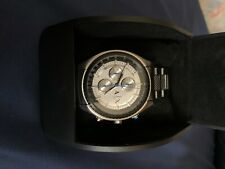 Armani Exchange AX1602 Silver Dial Stainless Steel Chronograph Men's Watch