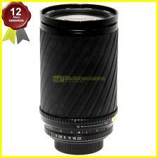 Obiettivo Computar 60/300mm f4-5-5,6 innesto Nikon AI per pellicola e digitale