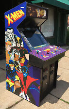 "X-men Arcade Game -Extra Sharp New 27"" Monitor"