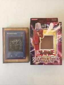 Yu-GI-Oh! - SDP Pegasus Starter Deck - Complete with Box - LP 2003 OG