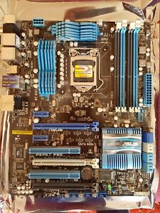 Asus P8P67 PRO LGA1155 Motherboard