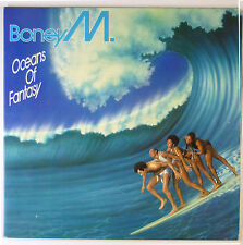 "12"" LP - Boney M. - Oceans Of Fantasy - B2977 - Poster-cover - washed & cleaned"
