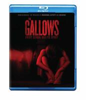 The Gallows - Blu-ray/DVD 2 disc set *Digital Code not included*  PERFECT