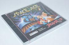 SEALED NEW Space Ace Atari Jaguar CD Video Game Retro Interactive Arcade Dexter