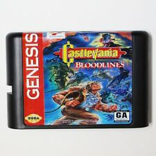Castlevania BloodLines - MEGADRIVE / GENESIS