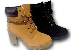 LADIES CLASSIC BOOTS HIGH TOP SHOES SPECIAL OCCASION WALKING SHOES UK SIZE 3-8