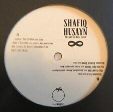 Shafiq Husayn The Loop 2 x LP Vinyl White Label Pressing 200 Copies Worldwide