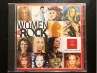 Women in Rock - Various Artists (CD 2002 Sony) New Sealed Ships 1st Class