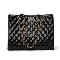 Large Women Shoulder Handbag Travel Purse Luxury Bags Stylish Chain Handbags