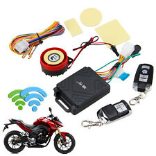 Anti-theft Remote Control Start Motorcycle Keyless Security 12v Alarm System