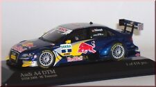"AUDI A4 DTM 2008 #2 "" Red Bull "" Abt Martin Tomczyk Minichamps 400081802 1:43"