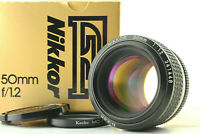 【Excellent+5 / Box】 Nikon NIKKOR 50mm f/1.2 Ai-S MF Standard Lens from Japan