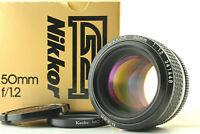 【Near Mint / Box】 Nikon NIKKOR 50mm f/1.2 Ai-S MF Standard Lens from Japan