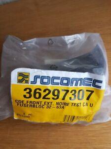 Socomec 36297307 TEST F/BLOC BLK HANDLE 32-63A