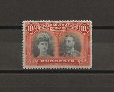 RHODESIA 1910/13 SG 164 MINT Cat £425