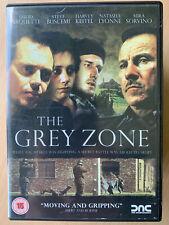 The Grey Zone DVD Gray 2001 World War II WW2 Holocaust Drama Rare