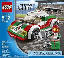LEGO City LEGO 60053 Lego Vehicles Race Car Building Toy Brand New Boys Girls
