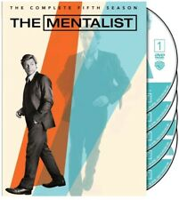 The Mentalist ~ The Complete 5th Fifth Season 5 Five ~ BRAND NEW 5-DISC DVD SET