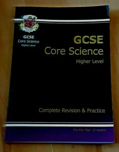 GCSE Core Science: Complete Revision & Practice - Higher by CGP Books (Paperback