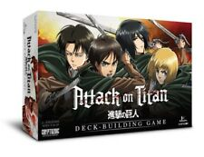 Attack On Titan Deck Building Card Game …