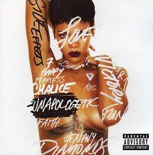 Rihanna - Unapologetic  (CD 2012) Original CD
